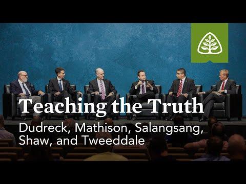 Dudreck, Mathison, Salangsang, Shaw, and Tweeddale: Teaching the Truth (Seminar)