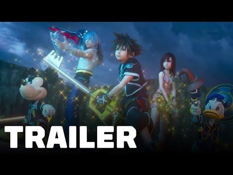 Kingdom Hearts 3 - Opening Cinematic Trailer - UCKy1dAqELo0zrOtPkf0eTMw