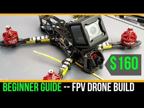 Beginner Guide // How To Build Budget Cinematic FPV Drone 2019 - UC3c9WhUvKv2eoqZNSqAGQXg