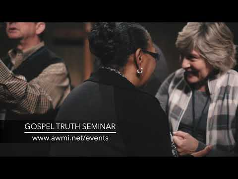 Texas Gospel Truth Seminar 2019