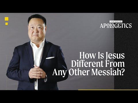 How Is Jesus Different From Any Other Messiah?