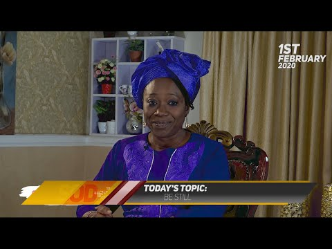 Dr Becky Paul-Enenche - SEEDS OF DESTINY - 1ST FEBRUARY 2020