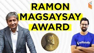 Ramon Magsaysay Award 2019 (Ravish Kumar) by Bhunesh Sir