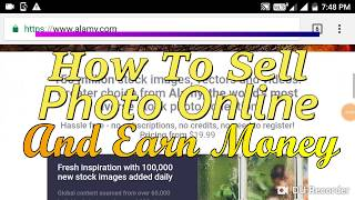 How To Sell Photos Online And Earn Money 🔥🔥 || K_.scrapbook ||