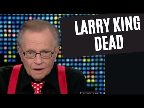 How a friend got to share the Gospel with Larry King