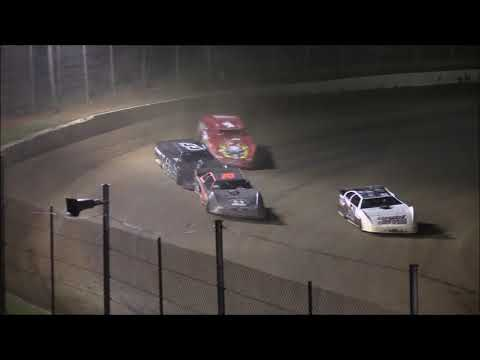 Late Model Feature from Atomic Speedway, August 25th, 2018. - dirt track racing video image