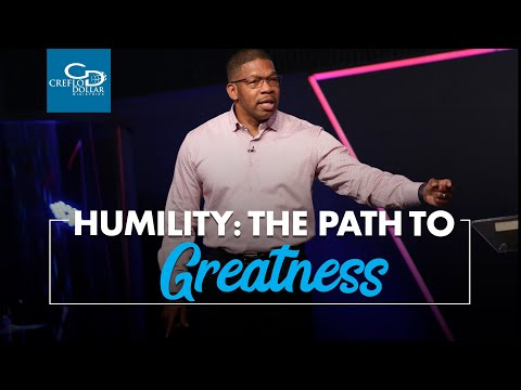 Humility The Mindset of Greatness - Wednesday Morning Service