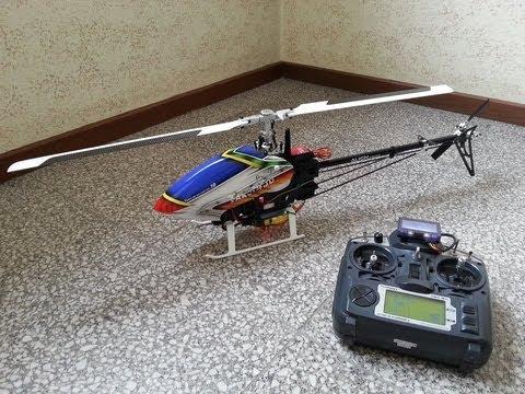 Tarot 450 Pro V2 - Maiden hover. - UC9MIEuZU3SiDuT7w5wyCwIQ