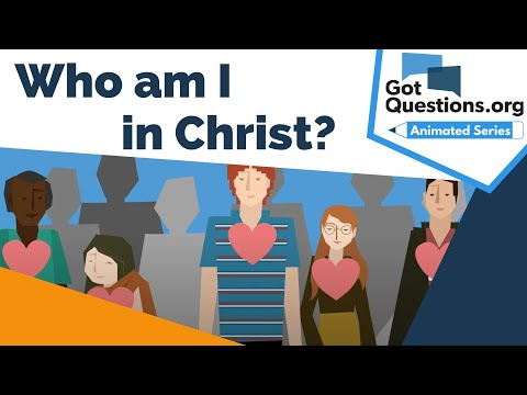 Who am I in Christ?