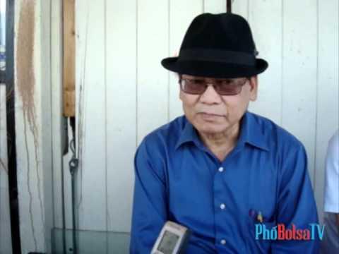 Nhà báo Nguyễn Phương Hùng công nhận danh hiệu Larry King Bolsa của XNV Ngụy Vũ