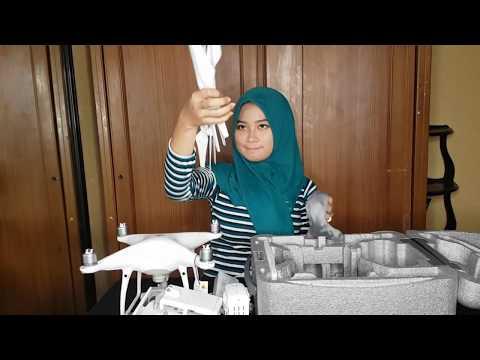 DRONE DJI PHANTOM 4 PRO INDONESIA