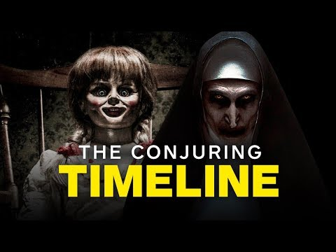 The Conjuring Universe Timeline in Chronological Order - UCKy1dAqELo0zrOtPkf0eTMw