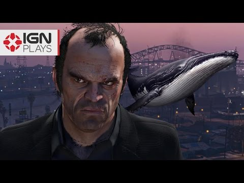 The First GTA 5 PC Mod - IGN Plays - UCKy1dAqELo0zrOtPkf0eTMw