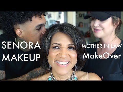 Doing my MOTHER IN LAWS MAKEUP ♡ - UCcZ2nCUn7vSlMfY5PoH982Q