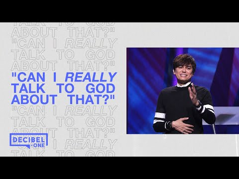 Joseph Prince - Can I really talk to God about that?