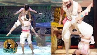 Nach Baliye 9 : Shraddha Arya Head Injury During Performance On Stage