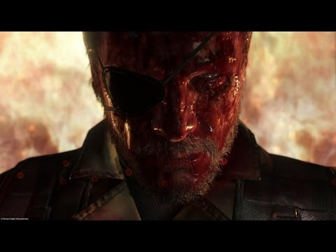 60 FPS Metal Gear Solid 5: The Phantom Pain Debut Gameplay Demo - E3 2014 - UCKy1dAqELo0zrOtPkf0eTMw