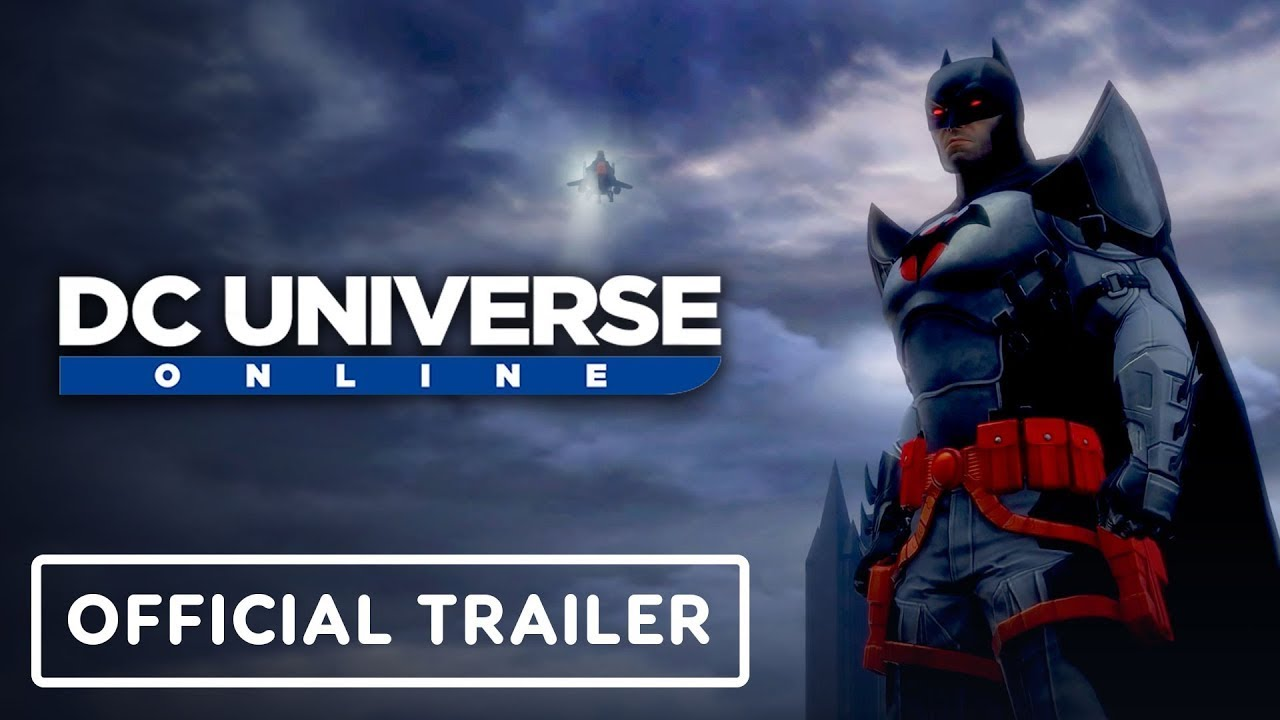 DC Universe Online: World of Flashpoint – Official Launch Trailer