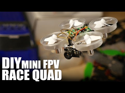 DIY Mini FPV Race Quad | Flite Test - UC9zTuyWffK9ckEz1216noAw