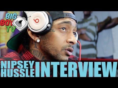 Nipsey Hussle FULL INTERVIEW | BigBoyTV - UCvIFYR01Rp0VX5vegE_uHKQ