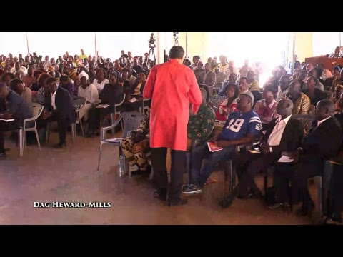 WATCH THE HEALING JESUS PASTORS' CONFERENCE, LIVE FROM GULU - UGANDA. DAY 2.