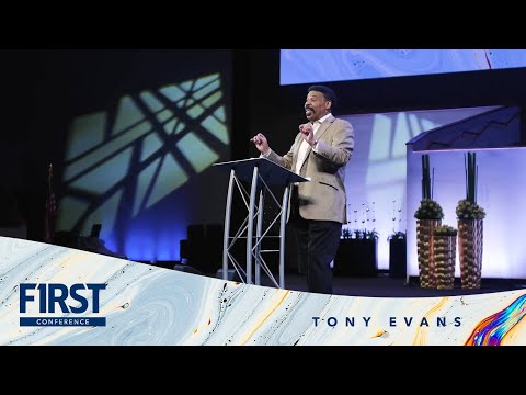 Gateway Church  First Conference  Dr. Tony Evans  Jan 6
