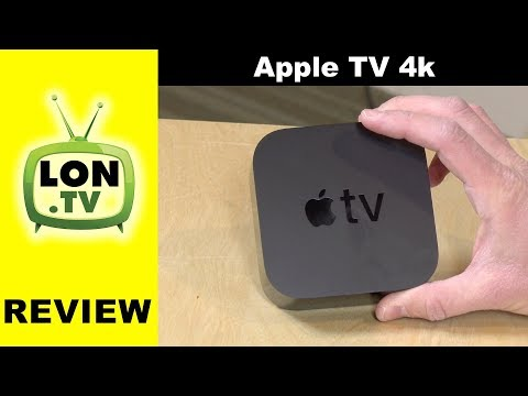 Apple TV 4k Review - Is it worth the upgrade from the old one? - UCymYq4Piq0BrhnM18aQzTlg