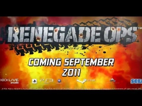 Renegade Ops: Team Up Trailer - UCKy1dAqELo0zrOtPkf0eTMw