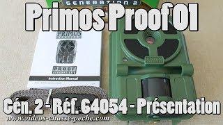 Primos Proof 01 gen 2 réf. 64054