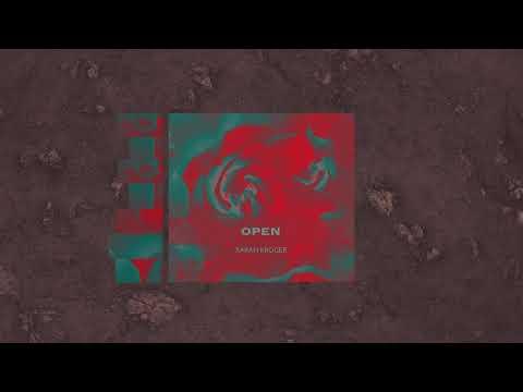 Sarah Kroger - Open (Official Audio)