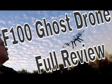 F100 Ghost Drone with Camera (Full Review) 💯 - UC6DaMNV9rlvfc0lFrTHCFVA