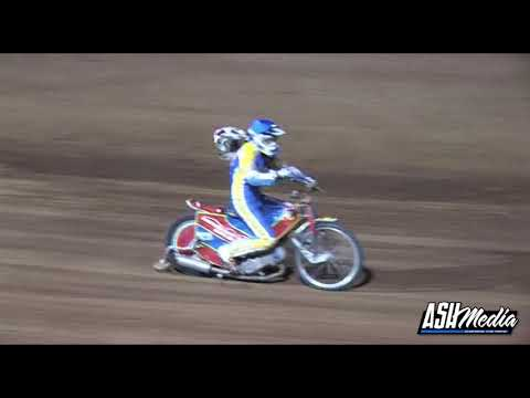 Solos: Finals - Maryborough Speedway - 23.01.2010 - dirt track racing video image