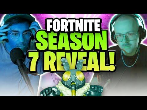 Fortnite Season 7  Elevation YTH