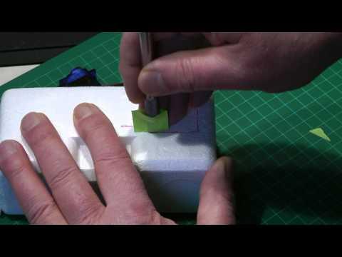 How to Cut a Servo Pocket in a Foam Wing - UCvrwZrKFfn3fxbkpiSIW4UQ