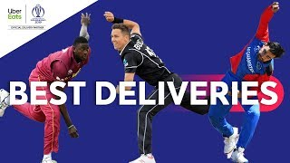 UberEats Best Deliveries of the Day | India vs Afghanistan | ICC Cricket World Cup 2019