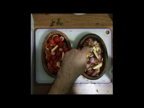 HOW TO COOK MEAT IN OVEN JUICY AND SOFT MEAT