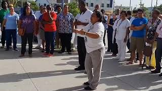 K.H.M.H. Workers Union Meet with Minister of Health Amidst Tensions Over Pension