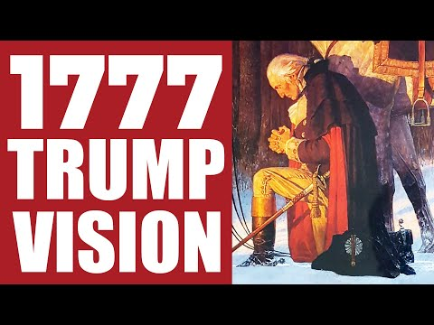 George Washington's Trump Vision (He Saw the End)