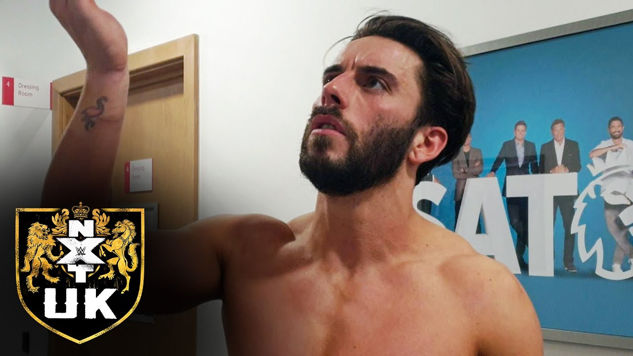 Kenny Williams boasts after knocking off Amir Jordan: NXT UK Exclusive, April 15, 2021