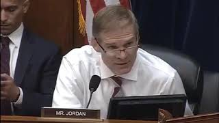 """🔴 Ranking Member Jim Jordan Opening Statement: """"The Administration's Child Separation Policy"""