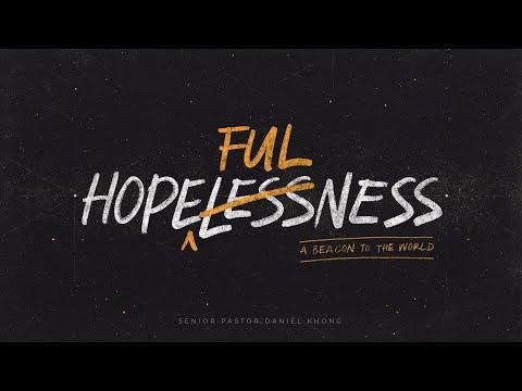 English Service  A Beacon to the World: Hopefulness