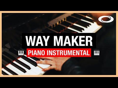 Way Maker - Piano Instrumental