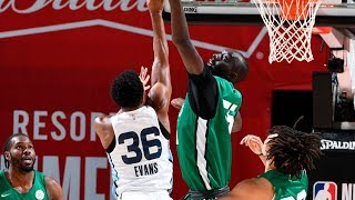 Tacko Fall's best game in the 2019 NBA Summer League! Celtics vs Grizzlies