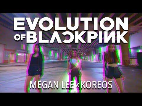 Evolution of Black Pink