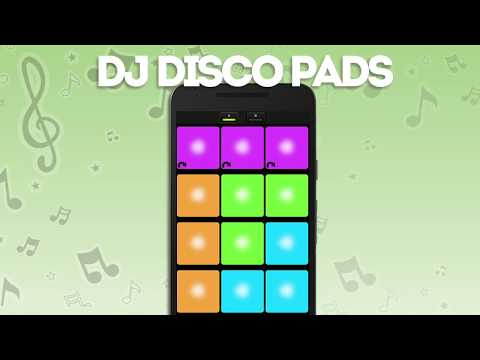 DJ Disco Pads - mix dubstep, dance, techno & house 1 0 2
