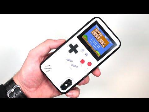 Meet The Gameboy iPhone Case That Plays Super Mario - UCRg2tBkpKYDxOKtX3GvLZcQ