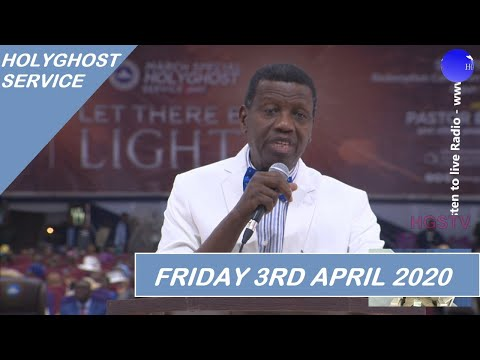 PASTOR E.A ADEBOYE SERMON - LET THERE BE LIGHT 4