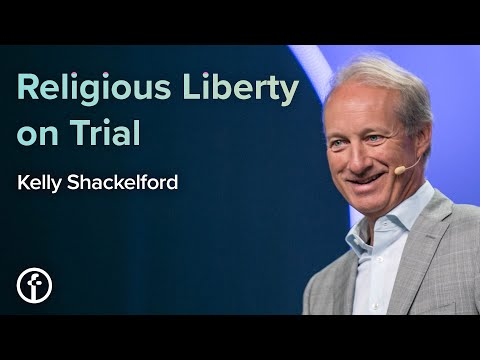 Religious Liberty on Trial  Kelly Shackelford