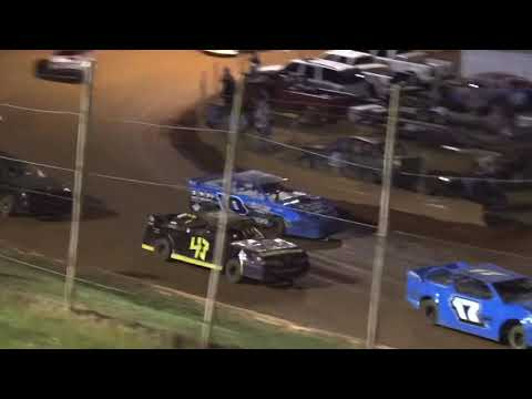 Stock 4b at Winder Barrow Speedway September 11th 2021 - dirt track racing video image