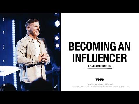 Craig Groeschel  TEAM CONF 2019 Sunday: Becoming an Influencer